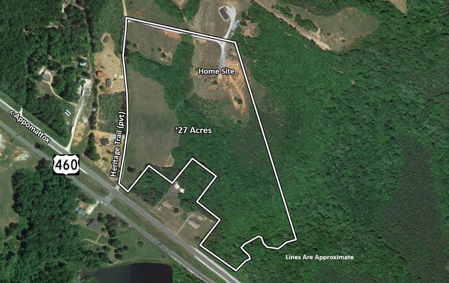 Bankruptcy: 27Ac w/ Home Site