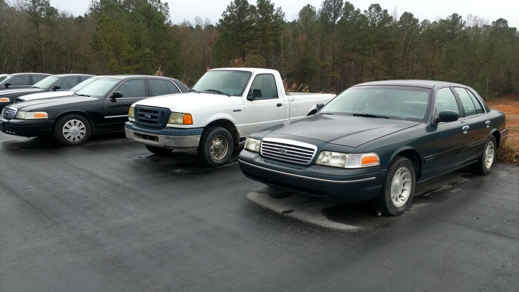 Richmond County Government Surplus Vehicle Auction