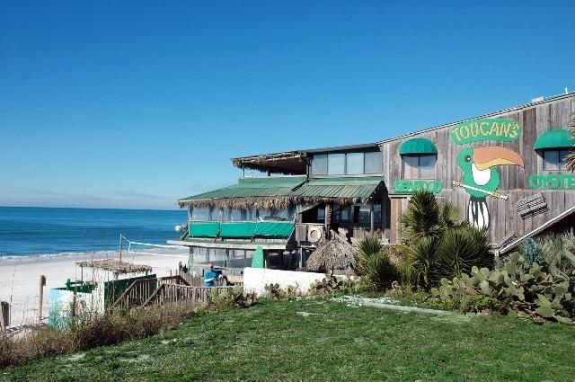 Toucan's Gulf Front Restaurant, Mexico Beach, FL