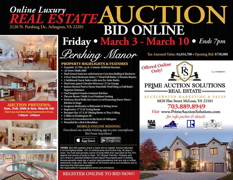 Online Pershing Manor, Arlington VA (click)