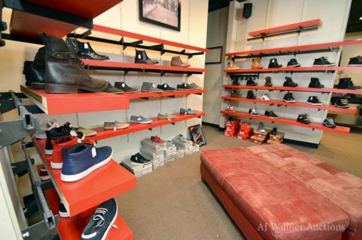 Designer Menswear Retail Store