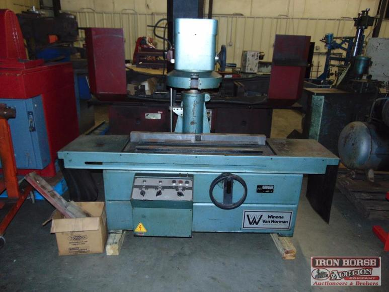 Engine, Automotive and Industrial Machinery Auction