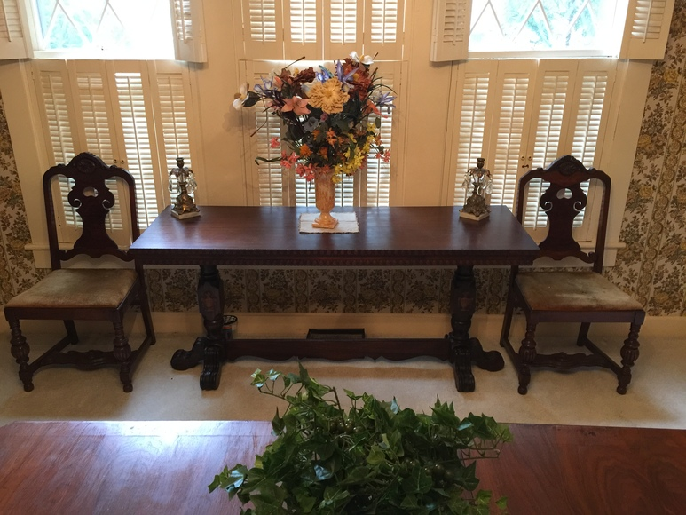 Estate Auction of the Late Senator Edward McIver Leppard and Virginia Emory Leppard of Chesterfield, South Carolina