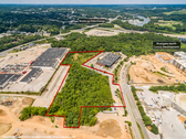 SOLD – 7.4 Acres of Commercial Development Land