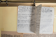 SOLD – Entire Collection of Watergate trial jury notes directly from courtroom and extremely rare Watergate trial documents and trial collectables of John A. Hoffar, foreman of the Watergate trial.