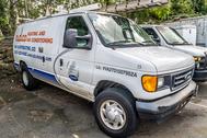 2007 Ford Econoline E250, Cargo Van