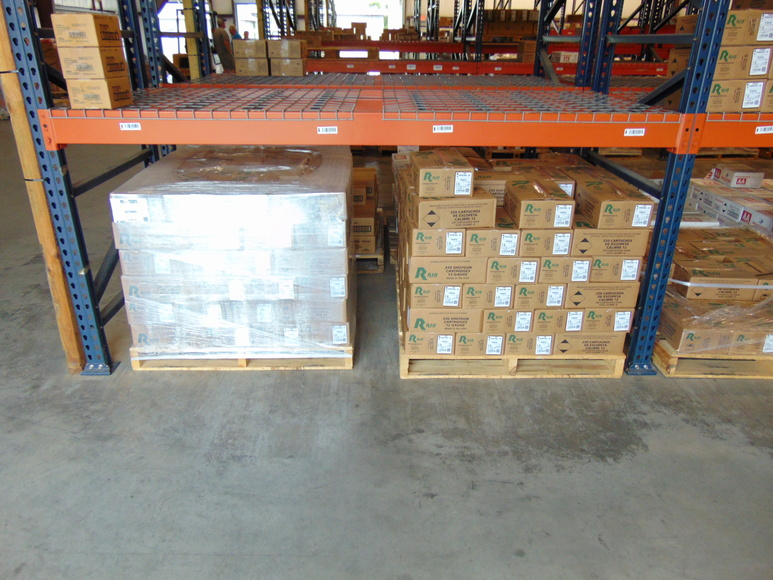 Day 1-  Business Liquidation of Parks & Son, Inc. - An Unfinished & Finished Ammunition Wholesaler