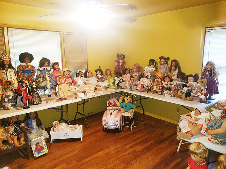 DOLL COLECTION!