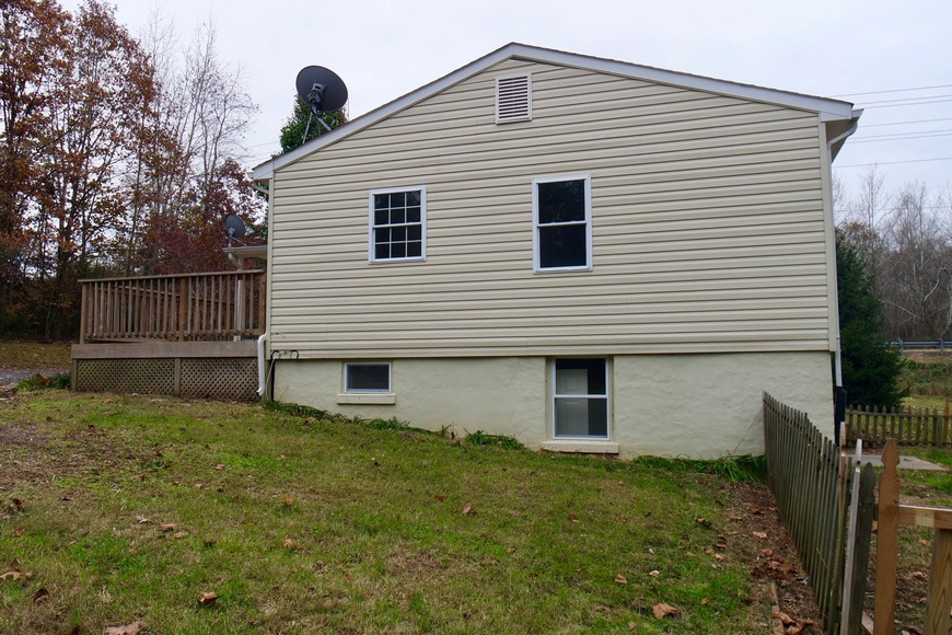 Featured Image for 4 BR/2 BA Home w/Finished Walk-Out Basement on .67 +/- Acre Lot in Orange County, VA