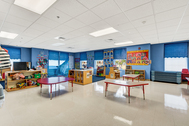 FOR SALE - Valuable 13,352 SF Day Care on Rt. 50 in Chantilly, VA