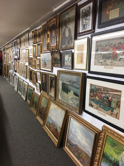Discovery Art Auction: 2-1-18