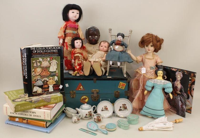 Gallery/Estate and Doll Auction: 1-18-18