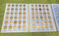Lincoln Head Cent - 2 Books