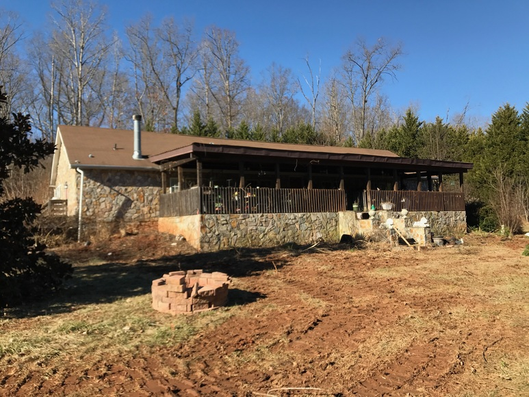 Featured Image for 3 BR/2 BA Home on 10.5 +/- Acres in Orange County, VA--Sells to the Highest Bidder!!
