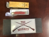 Browning & Musket Knives