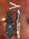 Mossy Oak Knife & Mini Leatherman