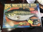 Big Mouth Billy Bass