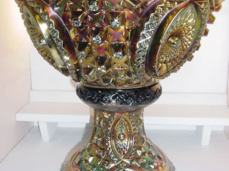 Carnival Glass Auction Kaufman Auctions Kaufman Auctions