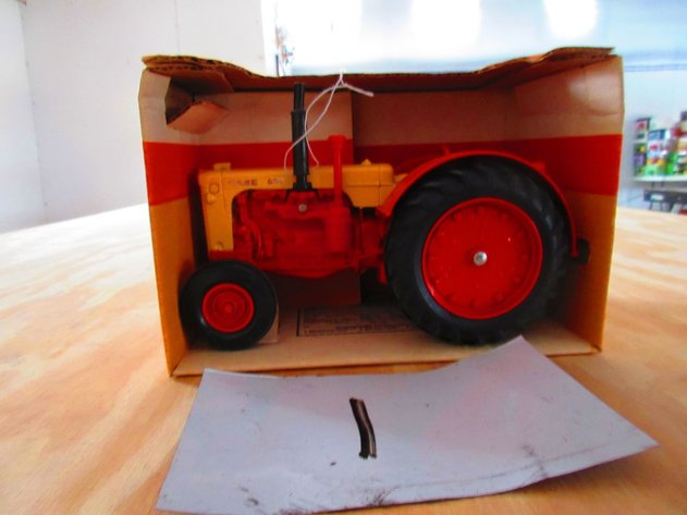 Farm Toy Collection, Local Advertising, Antique Auction