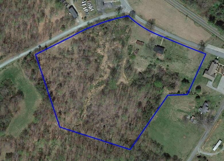 Featured Image for Two 4.9 +/-  Acre Commercial Parcels Minutes from Smith Mountain Lake--Selling to the Highest Bidder!