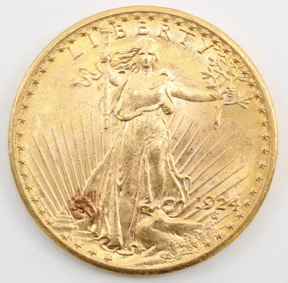 Alderfer Simulcast - Coin and Currency Auction: 3-20-18