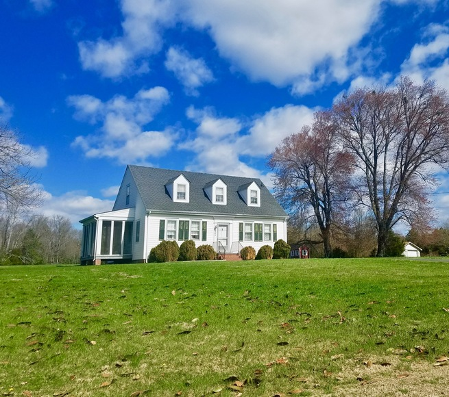 Featured Image for Well Built 4 BR/2 BA Home on 1 Acre & Extra Lot in  New Kent County, VA