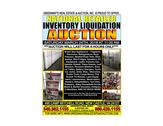 National Retailer Inventory Liquidation