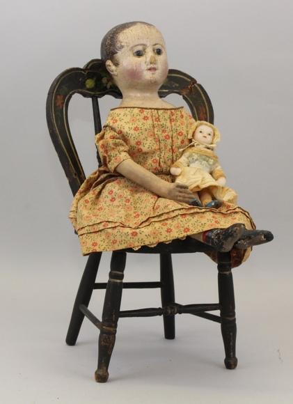 Alderfer Simulcast: Doll Auction - 4-4-18
