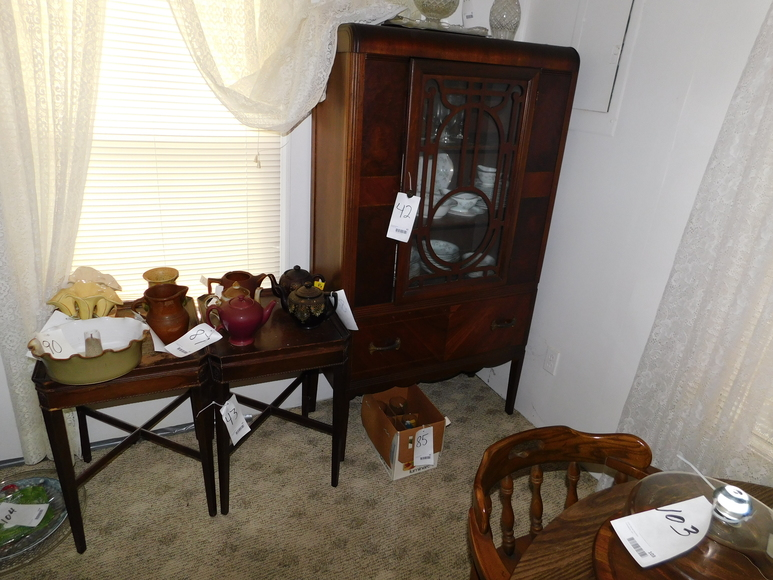 Antiques, Furniture, Appliances, Kitchen Item Auction in Anson County, NC