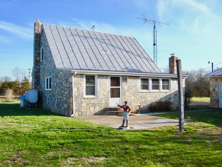 Featured Image for 3 BR/1 BA Stone Home w/Outbuildings & Fencing on 2 Acres in Culpeper County, VA