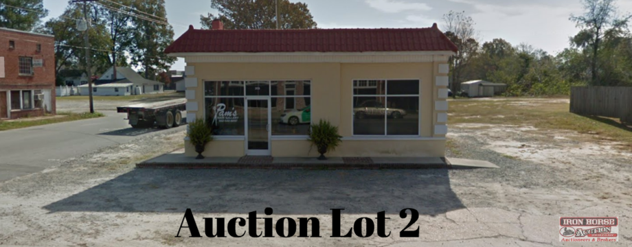 Cropland, Timber Land, and Income Producing Commercial Building in Duplin and Sampson Counties, NC