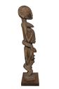 Wood Carved Female Figure