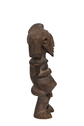 Wood Carved Standing Male Figure