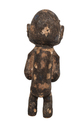 Wood Carved Standing Figure