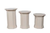 Lot of three Column Bases