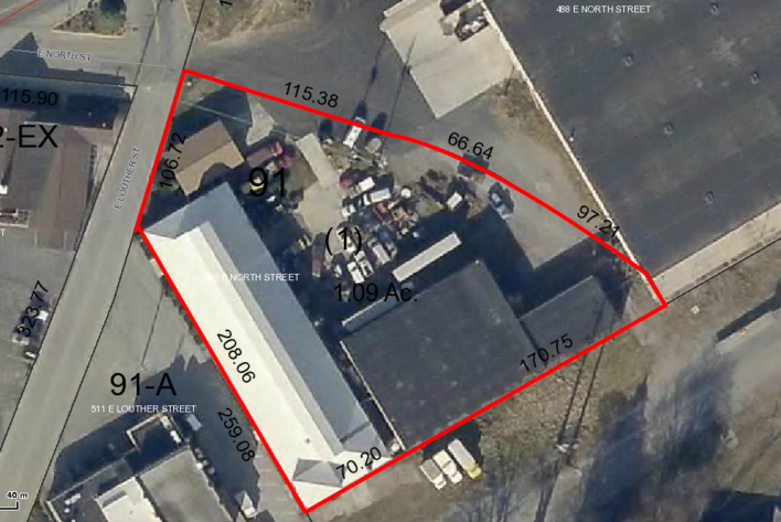 Commercial Real Estate Auction - Carlisle, PA