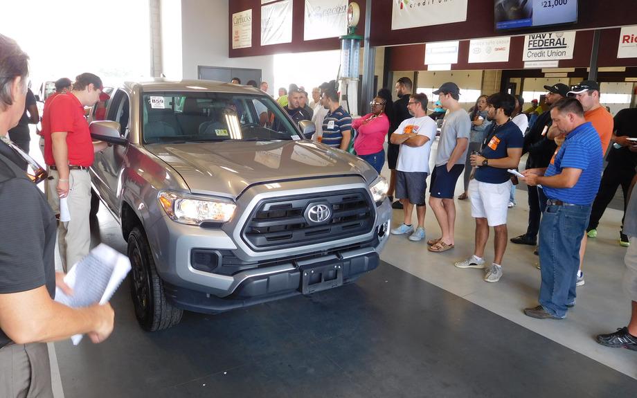 Indiana Public Auto Auction >> Richmond Auto Auction Public And Dealer Auction Every