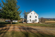 SOLD - Two Story Farmhouse on 1.96 Acres