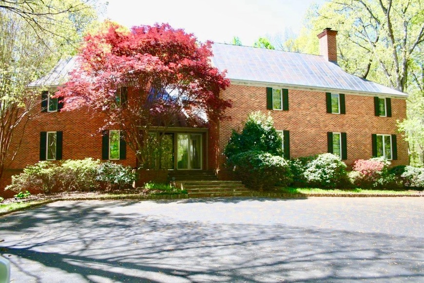 Featured Image for Well Built 4 BR/4 Full & 2 Half BA Home on 8+ Acres PLUS Adjacent 4+ Acre Building Lot--Both Parcels Will be SOLD to the Highest Bidder!!