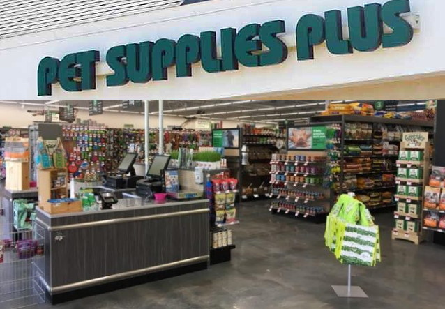 Large Pet Supply Inventory & Store Fixtures