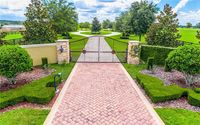 Equestrian Farm with Luxury Home on 78± Manicured Acres in Lady Lake, FL