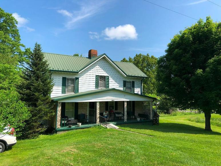Image for FARM HOUSE & 37.2 ACRES (±) Car, Furniture & Antiques