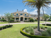 Premier Equestrian Farm with Luxury Home on 78± Manicured Acres in Lady Lake, FL