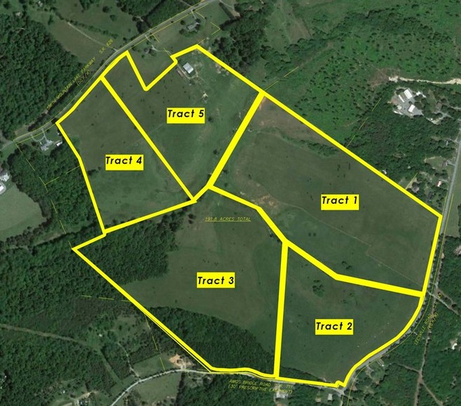 Image for Absolute Auction: 191+/- Acres Smith Mountain Lake Parkway