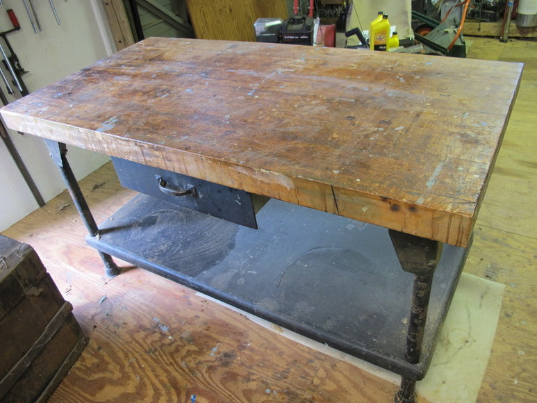 Image for ONLINE AUCTION ONLY - WOODSHOP + ANTIQUES