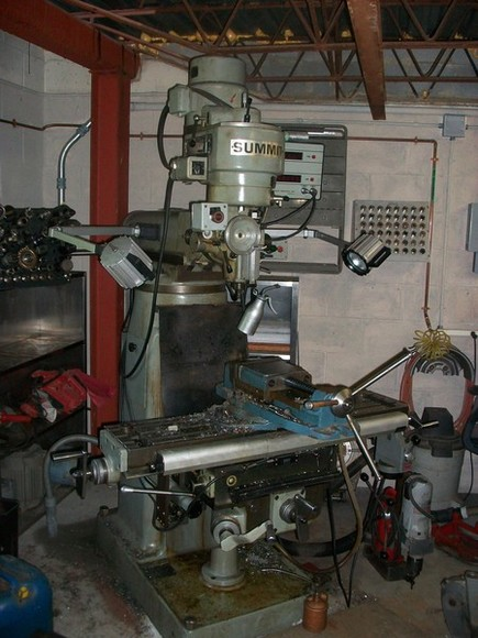 Image for ABSOLUTE AUCTION - METAL WORKING EQUPMENT & TOOLS