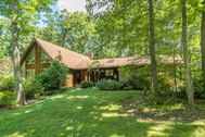 UNDER CONTRACT - $649,900 - Private Contemporary Home on 15+ acres
