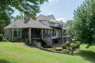 Brow Home with Views on 49± Acres