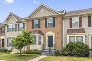 SOLD - Charming Brick Townhome in Ashburn Farm