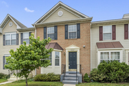 FOR SALE - PRICE REDUCED - $379,900 - Charming Brick Townhome in Ashburn Farm